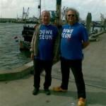 Arthur Claessens en Kawasjakie de Vries
