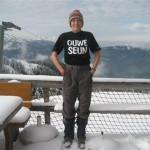 Eva Pennewaard met Olympische billug