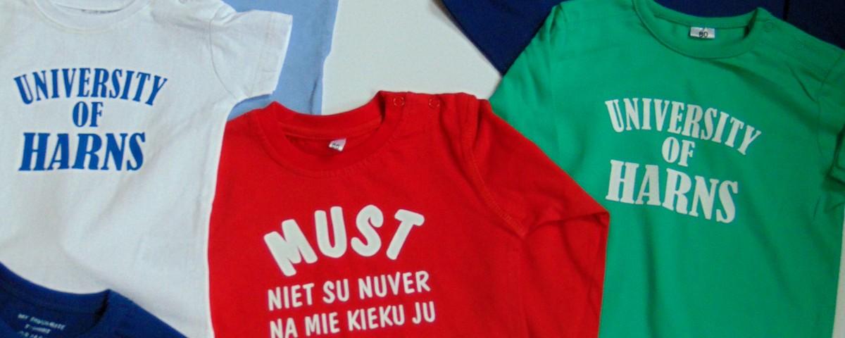 T-shirts kinderen